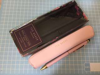 TED BAKER BALL POINT PEN with touch screen stylus