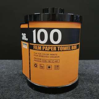 Film Paper Towel Box [BN]