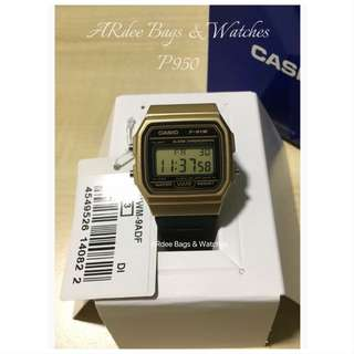 💯 Authentic CASIO Watch F-91WM