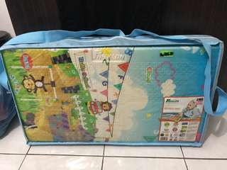 Babies n kids foldable mat