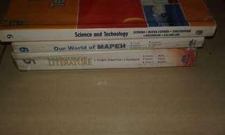 Repriced: Grade 9 k to 12 books