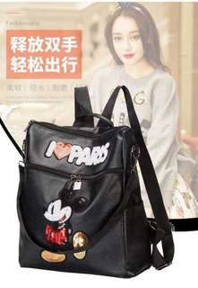 Korean Mickey Mouse Backpack