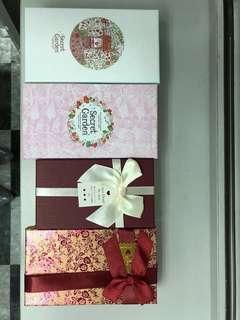 禮物盒20個