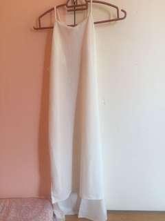 White Long Dress❤️