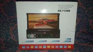 Car Multimedia Player - RK-7158B