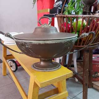 Big old Brass pot