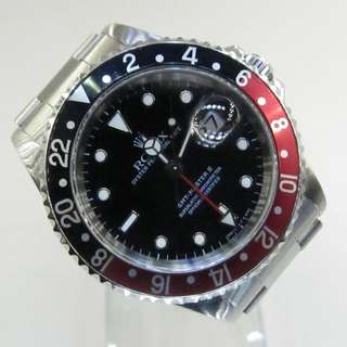 Pre Owned Rolex GMT Master II 16710 With Pin Hole