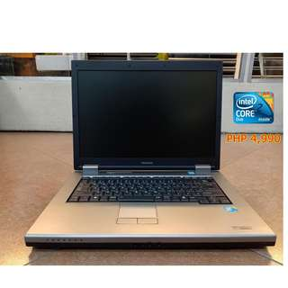 TOSHIBA BRANDED LAPTOP