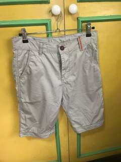 Kids boy khaki short