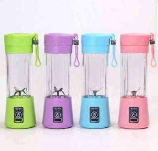 New Blender USB Juicer Cup Portable Juicer Blender