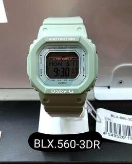 Bunga 0% Baby G BLX-560-3DR Kredit Tanpa kartu kredit