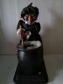 Stirring witch