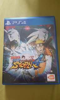 (PS4) Naruto Shippuden Ultimate Ninja Storm 4