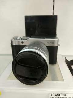 Fujifilm X-A3 Promo Free 1X Cicilan Tanpa Kartu Kredit Proses 3 menit