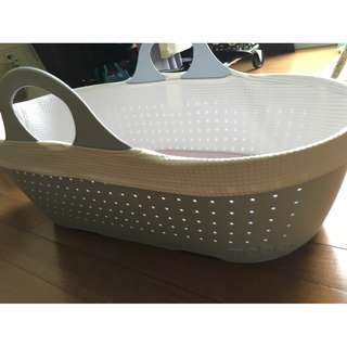 Travel Baby Cot, Baby Basket from Moba - like New