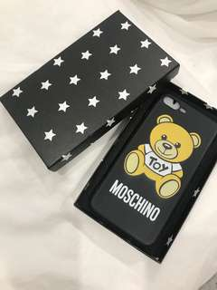 MOSHINO toy bear phone case IPhone 7 Plus
