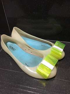 Flatshoes jelly little thing