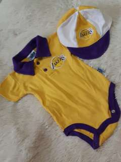 Lakers nba baby