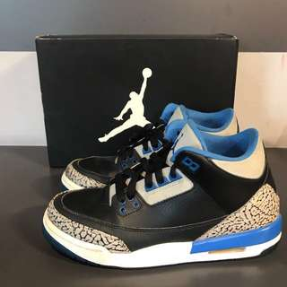 🚚 Jordan 3 Retro BG