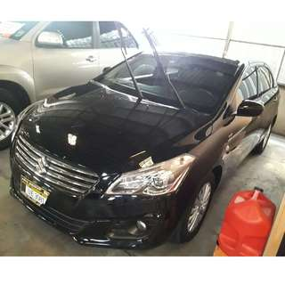 2016 Suzuki Ciaz 1.4GL Black AT