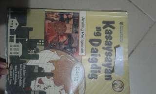 Kasaysayan ng daigdig grade 8 k to 12 book