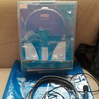 Headset with noise reduction
