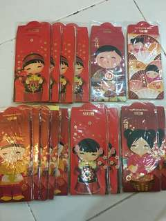 Red Packets 15pkts