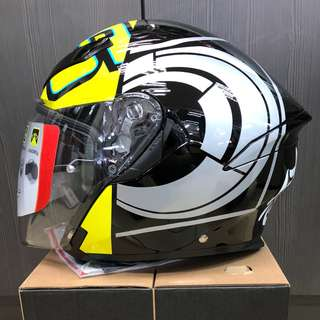 AGV K5JET WINTER TEST