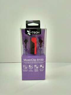 Tech Music clip 8100