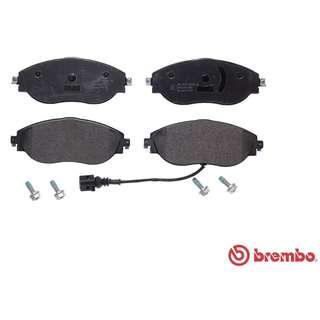 VW Sharan (7N1, 7N2) Front Brake Pad BREMBO