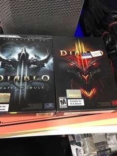 Diablo 3 ($50 Each)