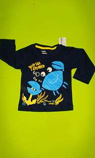 sweater baby victory authentic size 1T