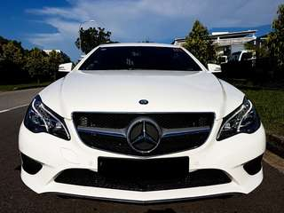MERCEDES BENZ E250 COUPE (R18)