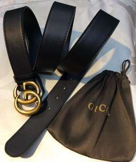 Pre-order Gucci belt
