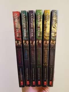 Vampire dusk books 1-6 SAVE $60+