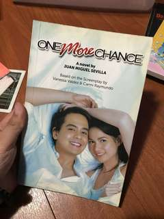 One More Chance novel