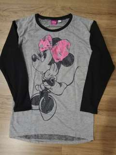 Disney Long Sleeve Shirt