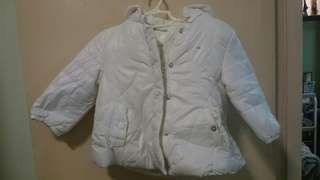 Thermal jacket toddler bossini