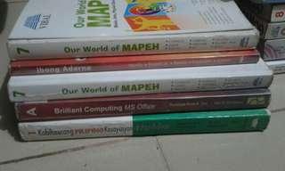 Grade 7 k -12 books