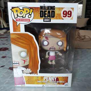 Funko Pop Penny The Walking Dead 99