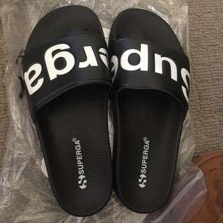 BRAND NEW SUPERGA Slides