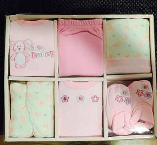 6-PC Layette Set