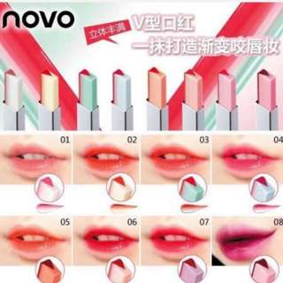 Novo Two Tone Lip Bar