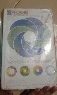 Next century math grade 7 k to 12 book