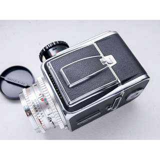 Hasselblad 500C/CM medium format film camera set