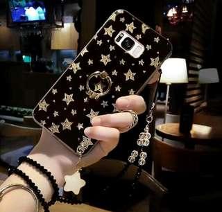 Samsung s6 edge case stars