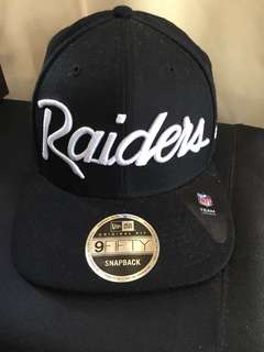 Oakland Raiders SnapBack 9FIFTY