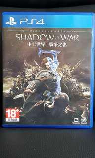 [PS4] Shadow of War