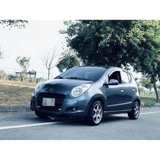 2010年 鈴木 SUZUKI 小車 ALTO 全車原板件 無事故