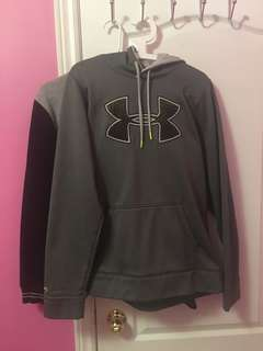 Under Armour Hoodie SIZE S MENS